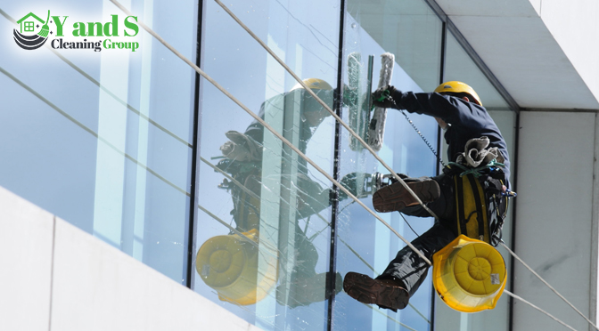Why Commercial Building Cleaning is a Job of Professionals?